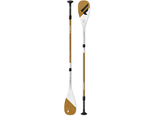 """Fanatic Bamboo Carbon 50 Paddles Adjustable 7,25"""" 3-Pieces"""